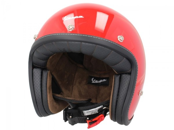 Vespa P-Xential 2.0 Jethelm - red