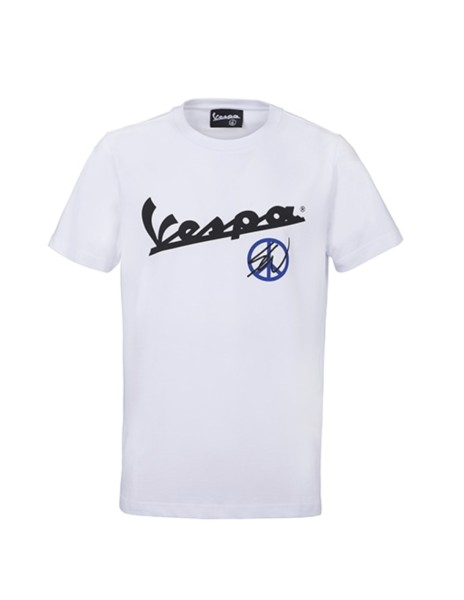 Sean Wotherspoon - Vespa T-Shirt white