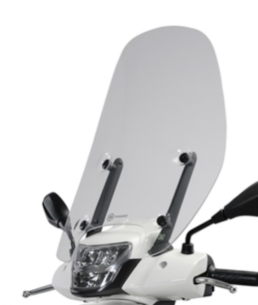 "Windscreen Kit ""Urban"" 700x680 for Medley Original Piaggio"