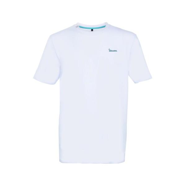 Vespa Graphic T-Shirt man white