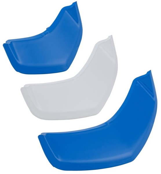 """Horn cover inlay for Vespa GTS/GTS Super/GTV HPE 125-300ccm ('19-), """"Bavaria"""""""