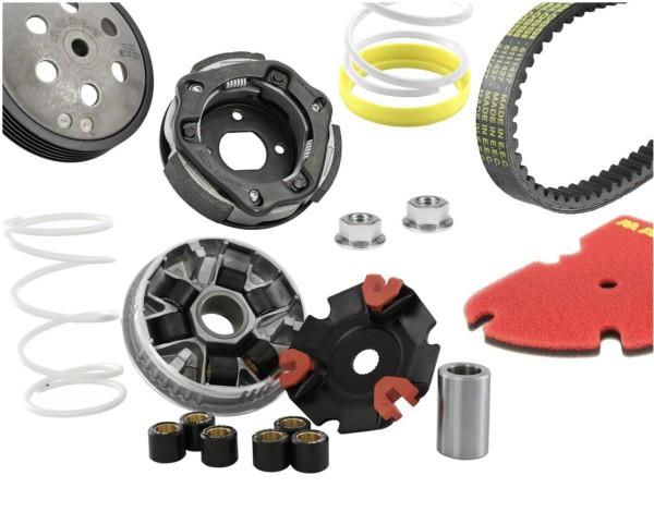 "Tuning kit drive, ""Sport"" for Vespa Primavera / Sprint 50ccm, 4T AC, 4-valve"