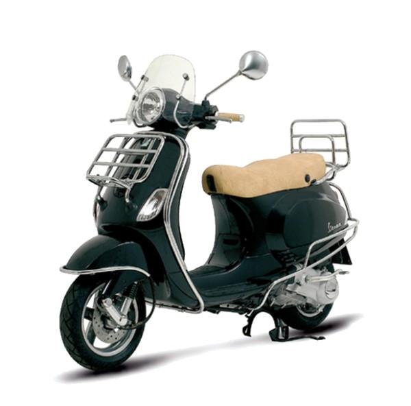 "Original Vespa Chrome Kit ""Touring"" Vespa LX"