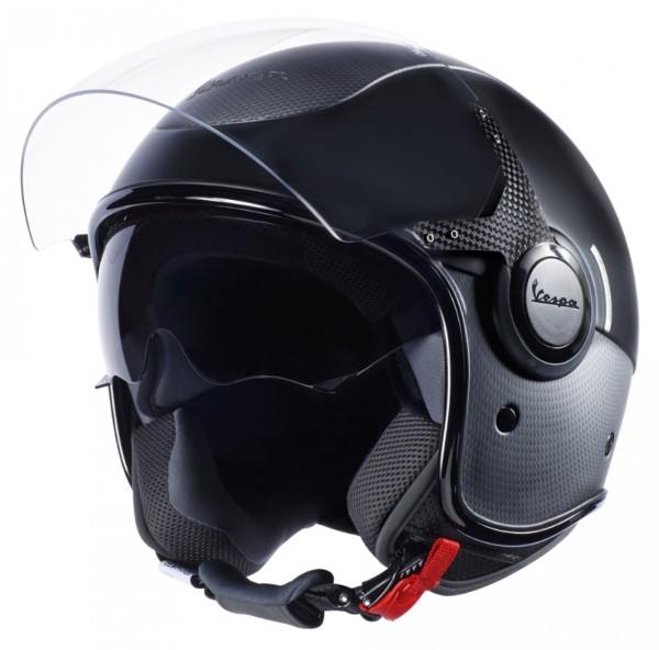 Vespa VJ Helmet Carbon Limited Edition