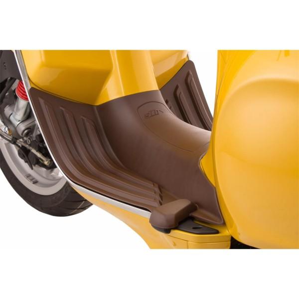 Vespa doormat brown Primavera / Sprint / Elettrica - SIP