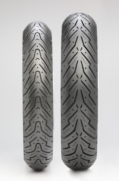 Pirelli tyre 110/70-12, 47P, TL, Angel Scooter, front