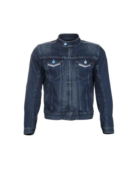 Vespa Jacket Denim blue