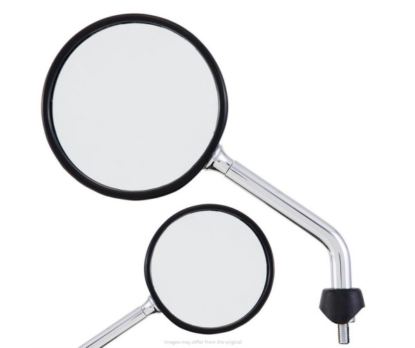 Spiegel Shorty chrome, right and left for Vespa GTS / GTS Super HPE 125/300 ('19-), MV303402C