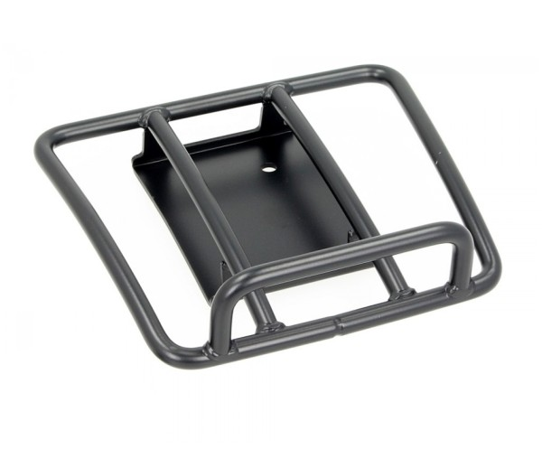Luggage rack, small, black, for Vespa GT / GTS