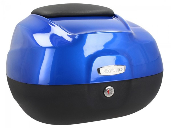 Top Case 37L for Beverly Sport Original Piaggio - BLU SPORT 272/A