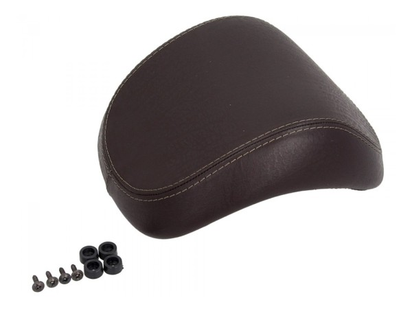 Original Backrest Top Case Vespa Primavera Touring Dark Brown - CM273106