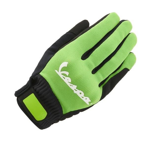 Vespa Color Gloves green