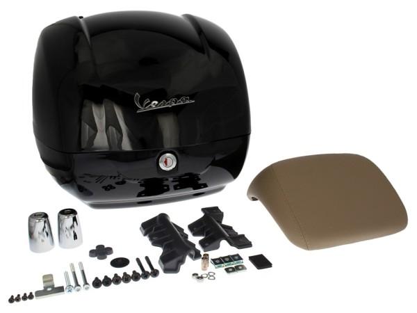 Original top box Vespa GTS - black cosmo / vulcano 98/A (from 2014)
