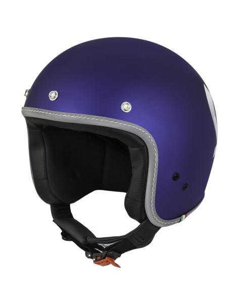 Vespa Color Jet Helmet blue purple