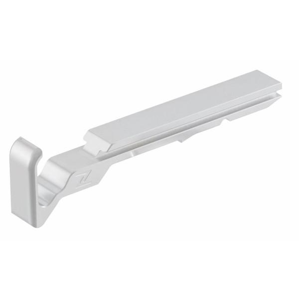 Luggage hook seat bench silver Zeloni for Vespa Primavera / Sprint 50-150ccm 2T / 4T AC