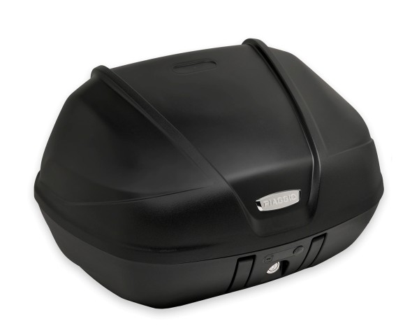 Top Case Kit 52 l for Beverly HPE Original Piaggio - (incl. Mounting plate)