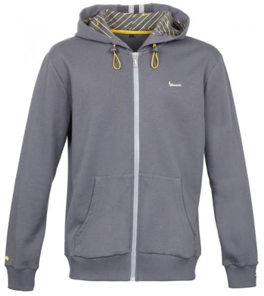 Vespa Graphic Sweatshirt man grey