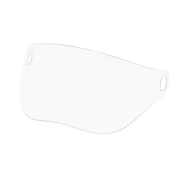 Original Vespa visor clear for V-Stripes and Visor 3.0