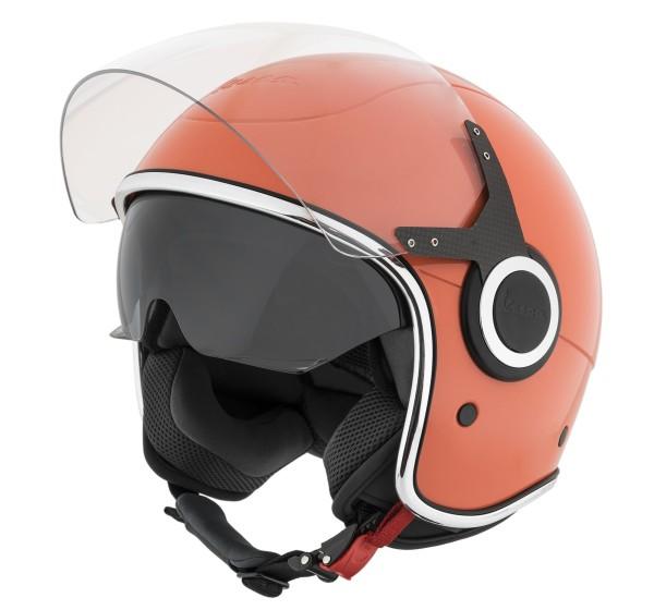 Vespa Jet Helmet VJ pink Coral
