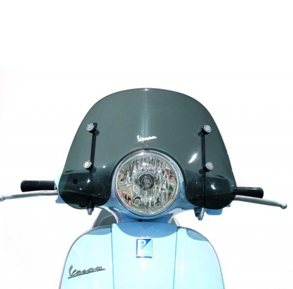 Original Windscreen Sport Smoke Vespa LX