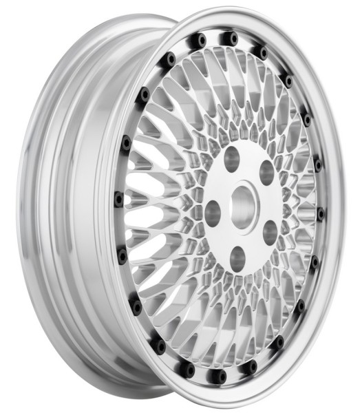 Rim Comb 1 front/rear for Vespa GTS/GTS Super/GTV/GT 60/GT/GT L/946 125-300ccm, silver