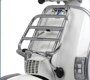 Original Front Carrier Chrome Vespa PX