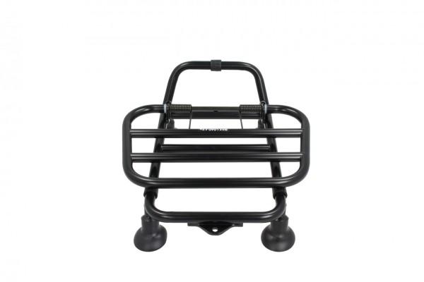 Original Vespa GTS Front rack black