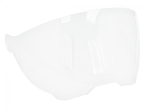 Visor for Piaggio Modular helmet, clear