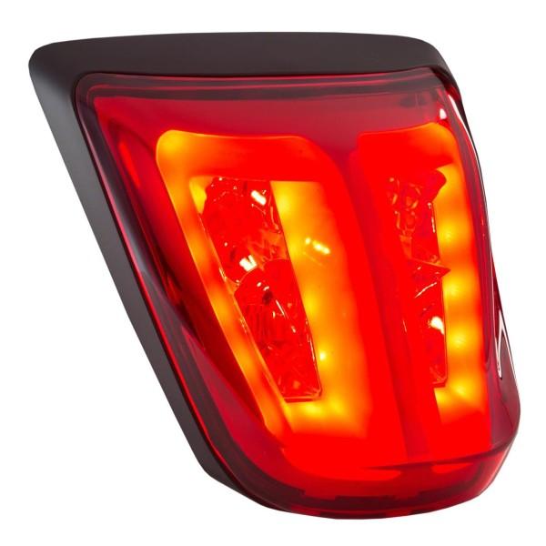 Rear light LED red glass for Vespa Primavera / Sprint 50-150ccm