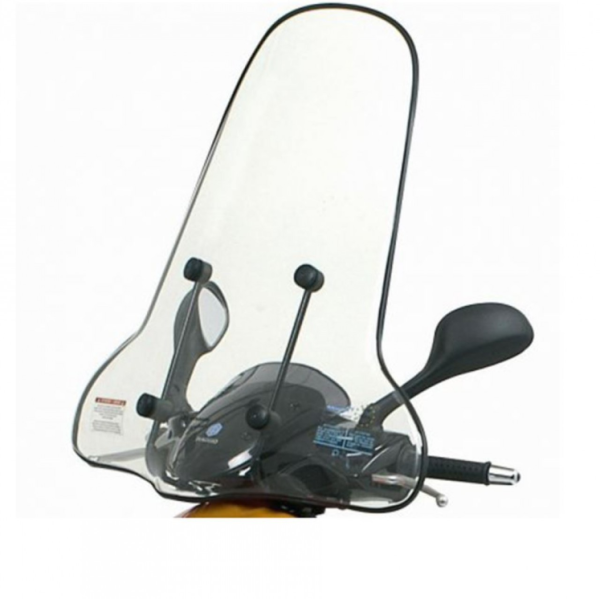 Windscreen Kit for NRG Power Original Piaggio