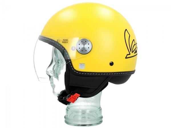 Vespa Jet Helmet Visor 3.0 yellow