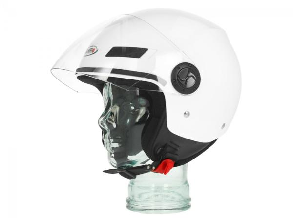 Shiro Jethelm, SH62, GS, white
