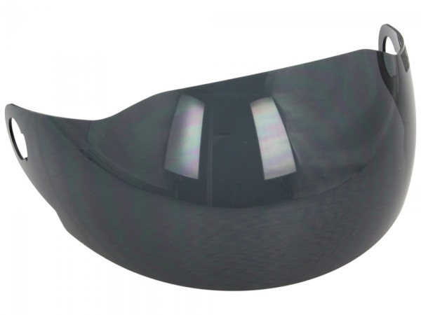 Visor (tinted) for Vespa Sei Giorni open face helmet