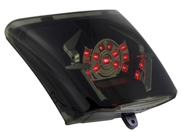 Rear light MK II LED for Vespa GTS/GTS Super/GTV/GT 60 125-300ccm (-'13), toned
