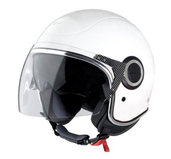 Vespa Jet Helmet VJ white