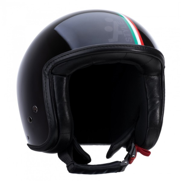 Vespa Heritage Jet helmet GRIGIO