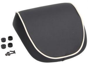 Original backrest for top case Vespa Sprint - black