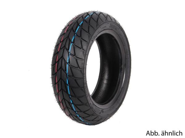 Mitas tyre 120/70-11, 56L, TL, reinforced, MC20, M+S, rear