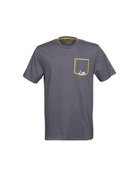 Vespa Graphic T-Shirt man grey