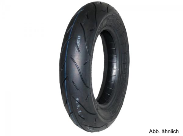 Heidenau tyre 130/70-12, 62P, TL, reinforced, K80SR, front/rear