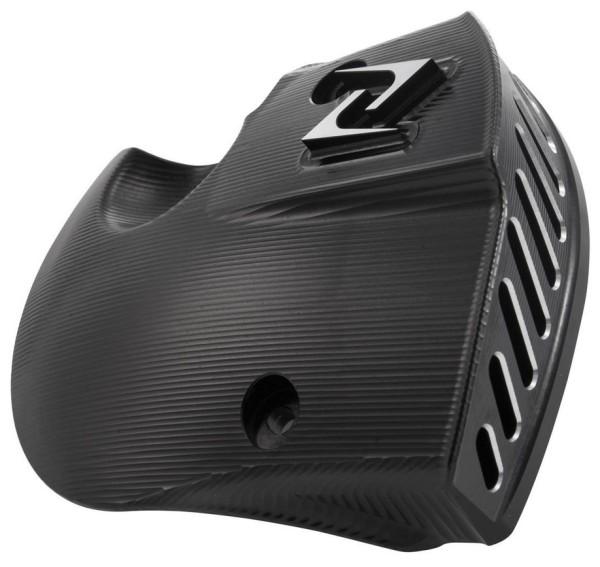 Air intake vario cover for Vespa GTS/GTS Super/GTV/GT, black