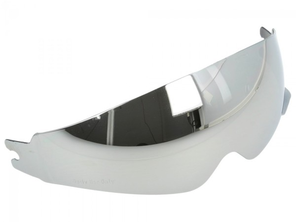 Helmo Milano inner visor, mirrored, scratch-resistant, anti-fog, all models with internal sash